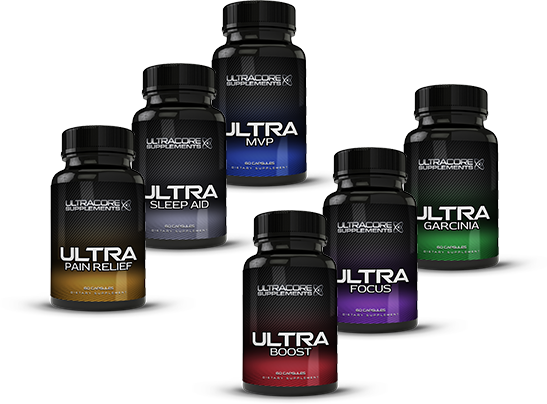 UltraCore Power Brand Supplements